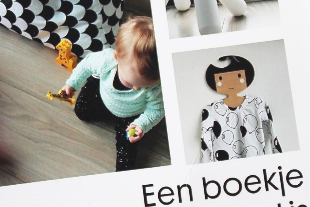 Toffe DIY: fotoboekje met favorieten van je kleintje