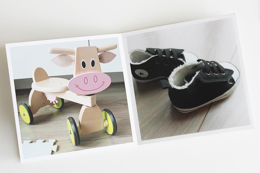 fotoboekje voor kinderen diy minimixtape