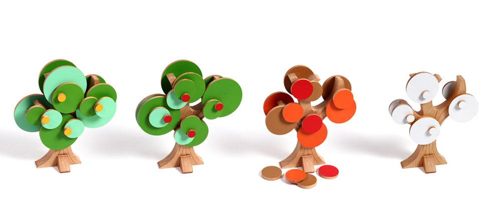 design houten speelgoed boom wodibow