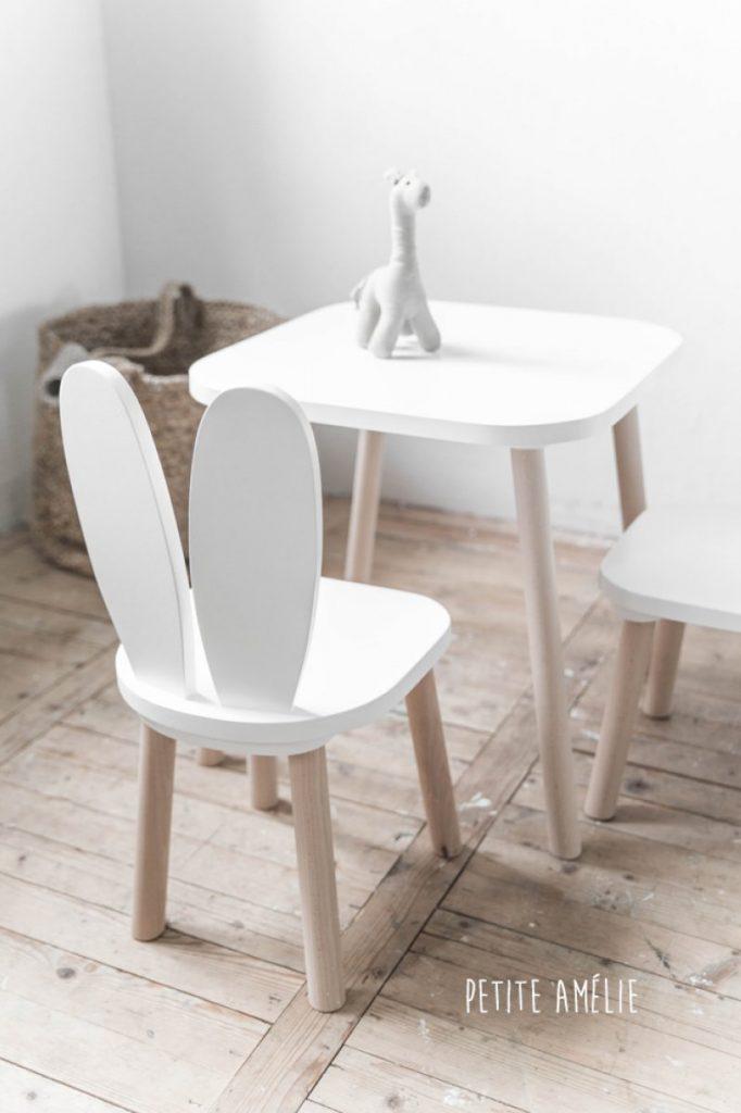 Kinderstoel Met Tafeltje.Sprookjesachtig Kidsdesign Peuterstoeltjes Van Petite