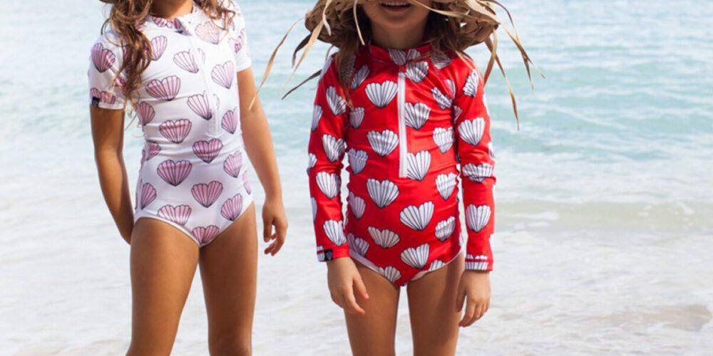 UV-kleding voor kinderen Beach & Bandits review