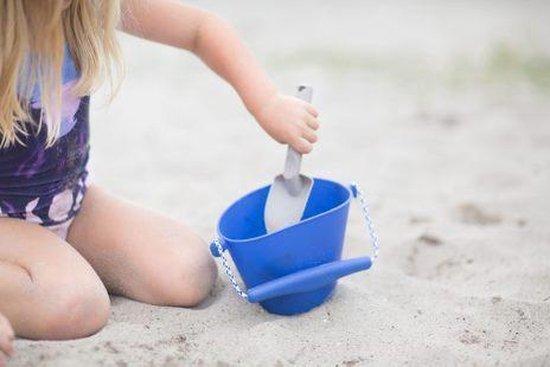 scrunch bucket zandspeelgoed tip