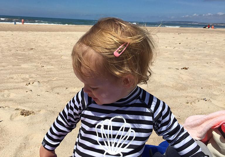 beach and bandits uv-kleding monochrome MINIMXTAPE