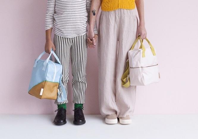Hippe minimalistische rugzak voor kids met stijl