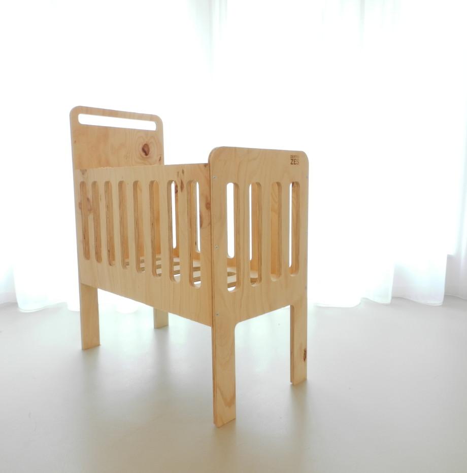 DertigZes babykamer wiegje design meubels kinderkamer