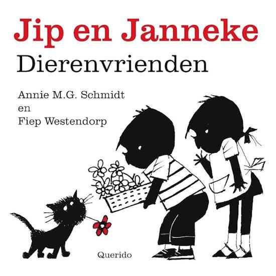 Jip en Janneke kinderboeken