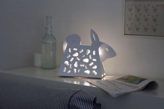 design verlichting kinderkamer konijn lamp