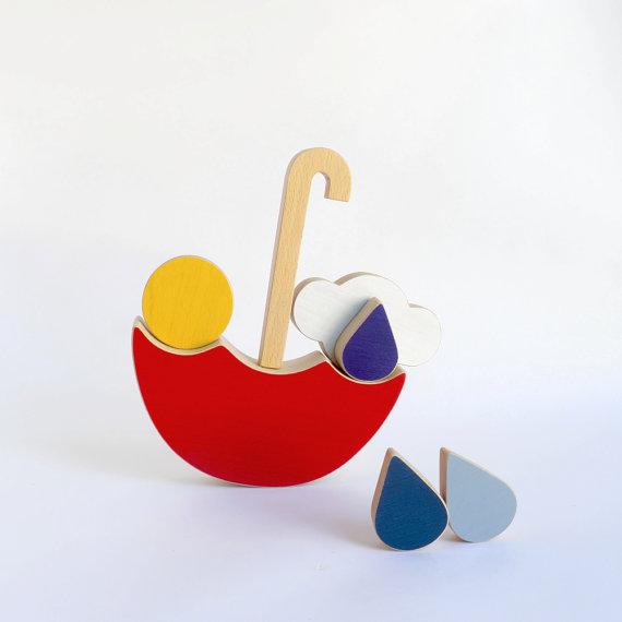 houten speelgoed balanceerspel