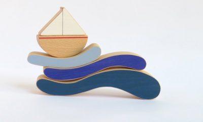 handgemaakt houten speelgoed