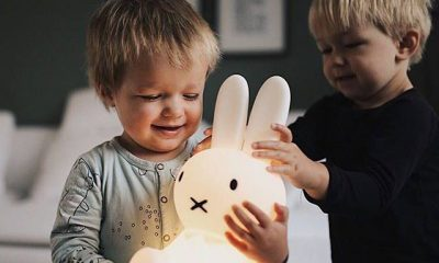 nijntjes eerste licht nachtlampje kinderkamer lamp verlichting minimixtape