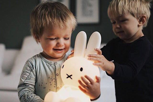 Nijntjes Eerste Licht: een knuffelbaar nachtlampje!