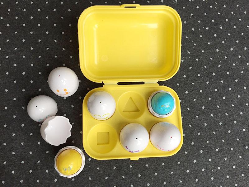 plastic speelgoed educatief vormen sorteren puzzel