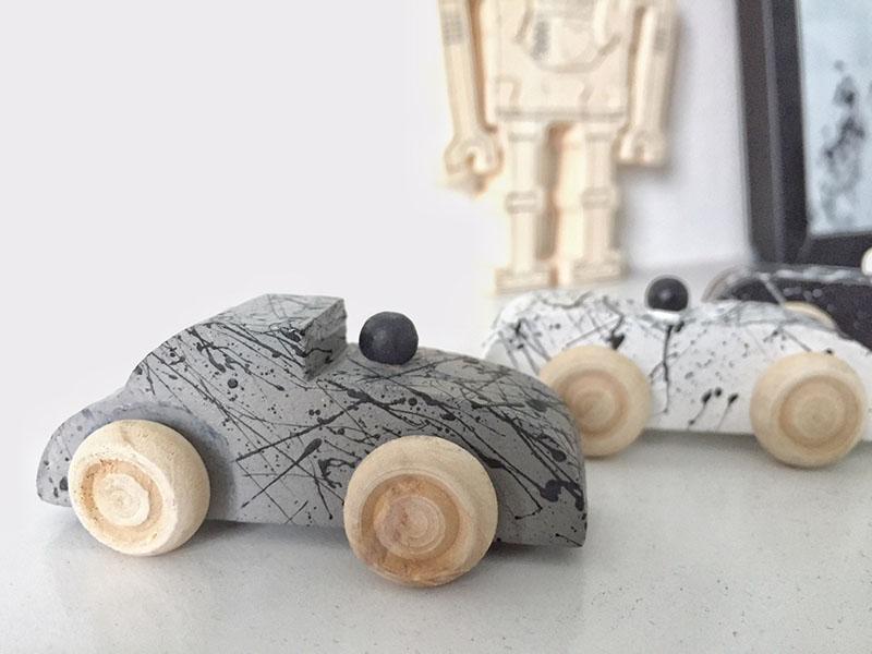Handgemaakte houten kinderkamerdecoratie + winactie