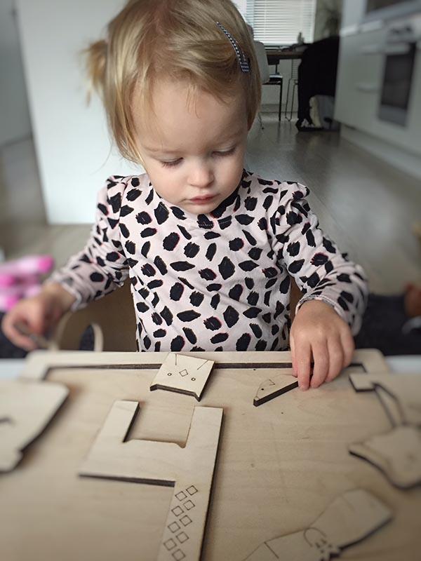 houten dierenpuzzel dutch design speelgoed
