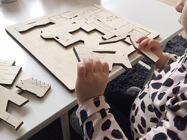 houten dierenpuzzel spelen design puzzel amsterdam