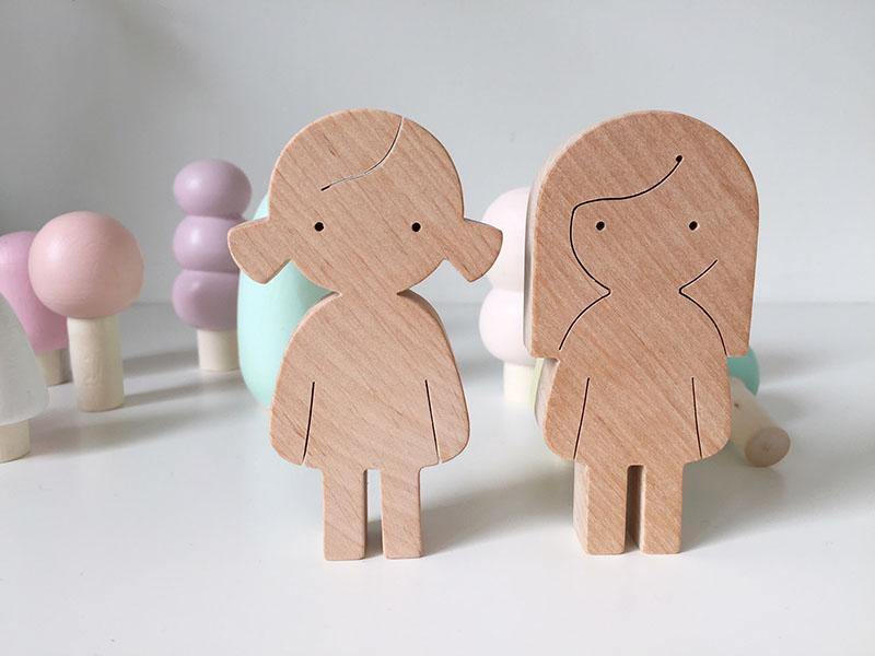 De mooiste houten dieren en figuurtjes die ik tot nu toe zag