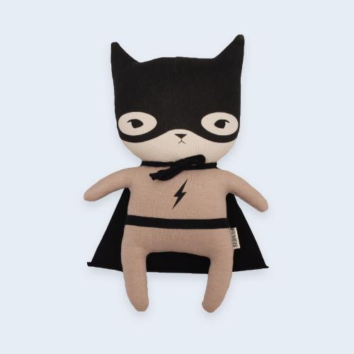 Design knuffel superhero jongens knuffelbeest
