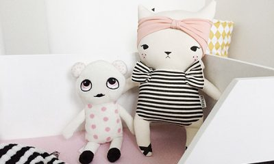 studio bundis kitty design knuffel