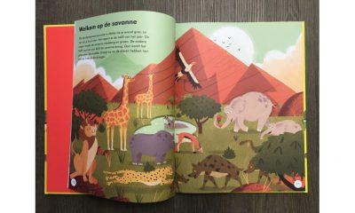 kinderboek kinderen vijf jaar