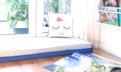 speelmatras speelhoekje in huis inspiratie mamablog