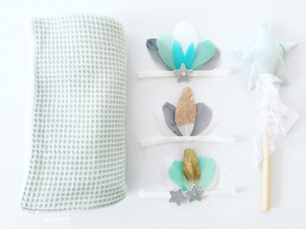 winactie handgemaakte toverstaf handgemaakte kroon stoffen verjaardagskroon
