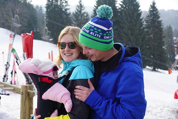 Vakantievoorpret: wintersport! Een terugblik op onze reis met baby