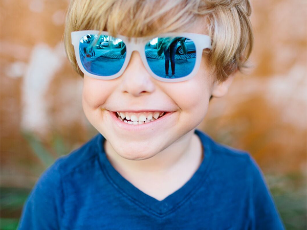 babiators zonnebril jongen
