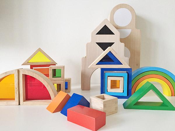 regenboogblokken met ramen goki review