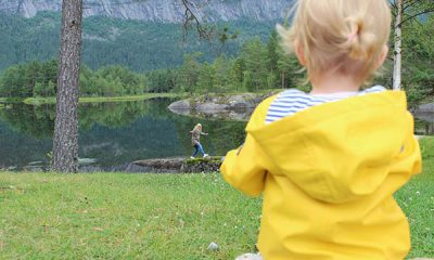reisdilemma's reizen met kids noorwegen