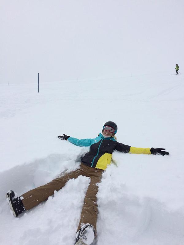 wintersport franse alpen 2018