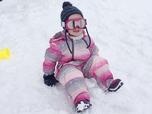 Even nagenieten: fotoblog van onze wintersport met een dreumes