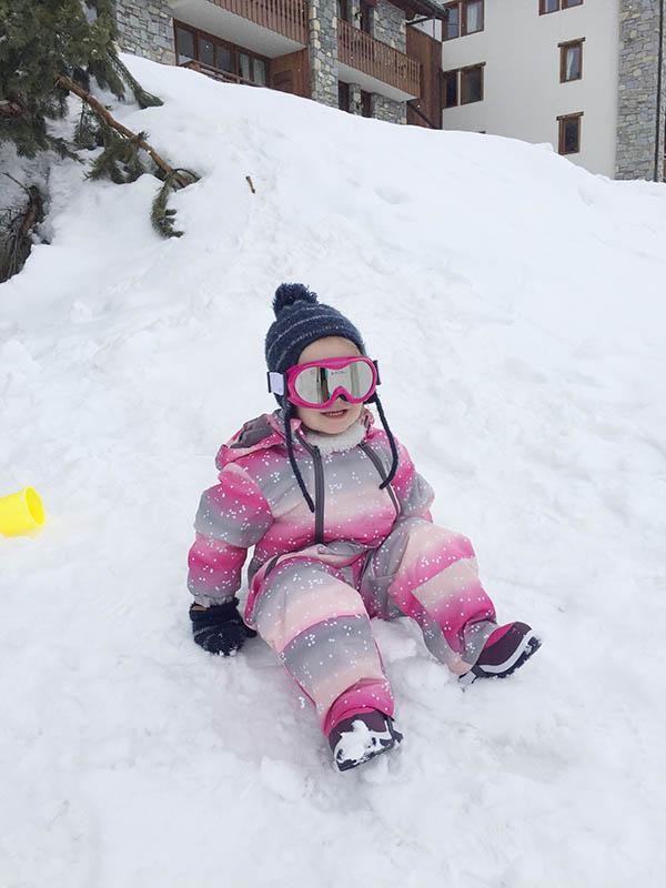 wintersport met dreumes