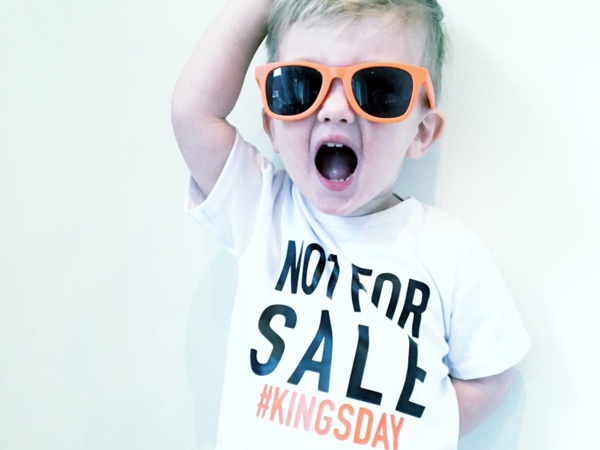 koningsdag shirt kids