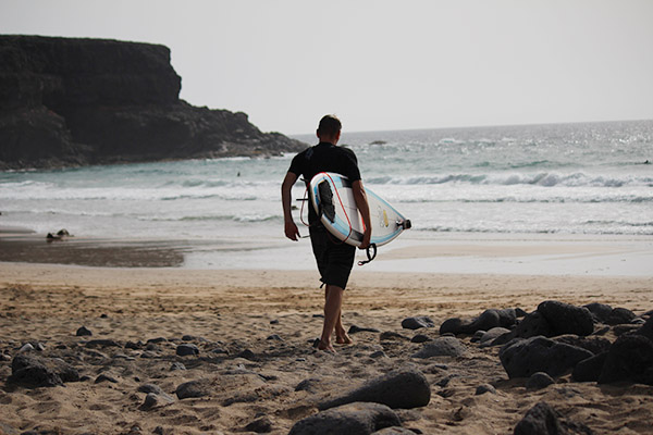 locatie onafhankelijk werken surfen