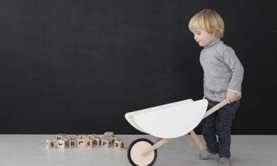 ooh noo kruiwagen hout