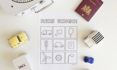 auto spelletje bingo printable