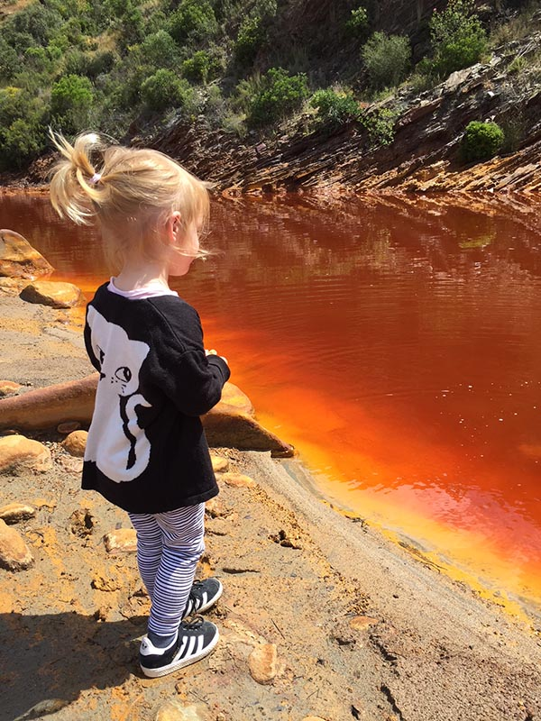 rio tinto Spanje