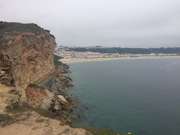 camperreis portugal nazare