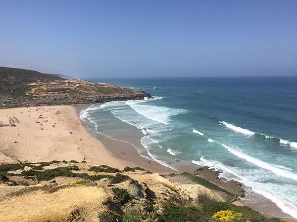 camperreis portugal strand