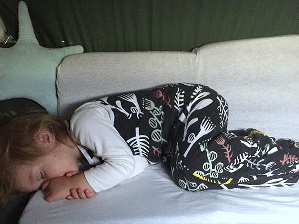 hydrofiele slaapzak review lodger zomerslaapzak