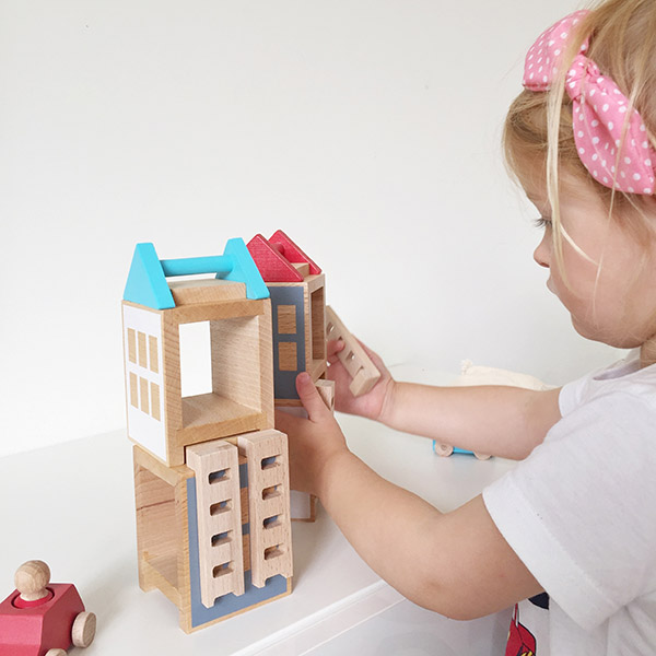 houten speelset jongens meisjes lubulona