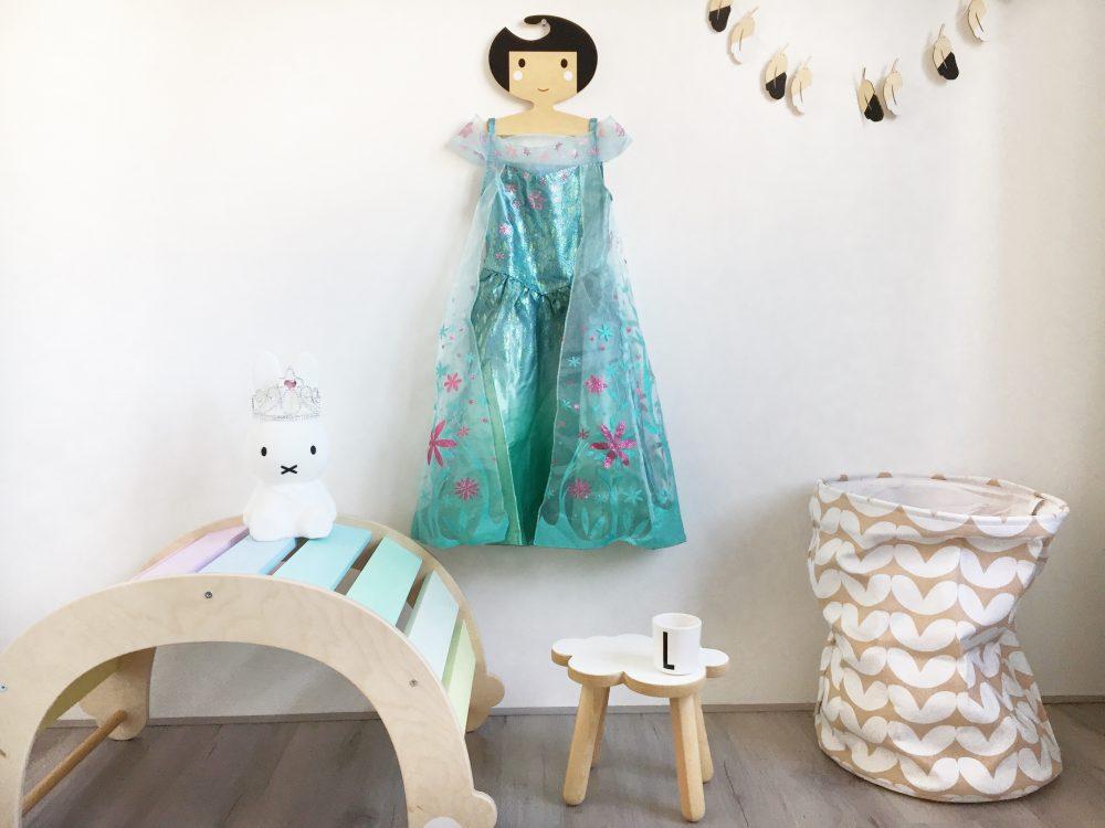 Lis' eerste verkleedfeest! Hier vond ik de perfecte prinsessenjurk voor haar