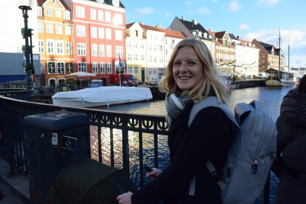 Kopenhagen Nyhavn met kind