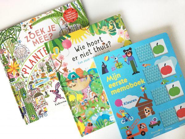 kinderboeken tip peuters