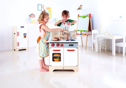 Het perfecte cadeau voor kinderen: een speelkeuken!