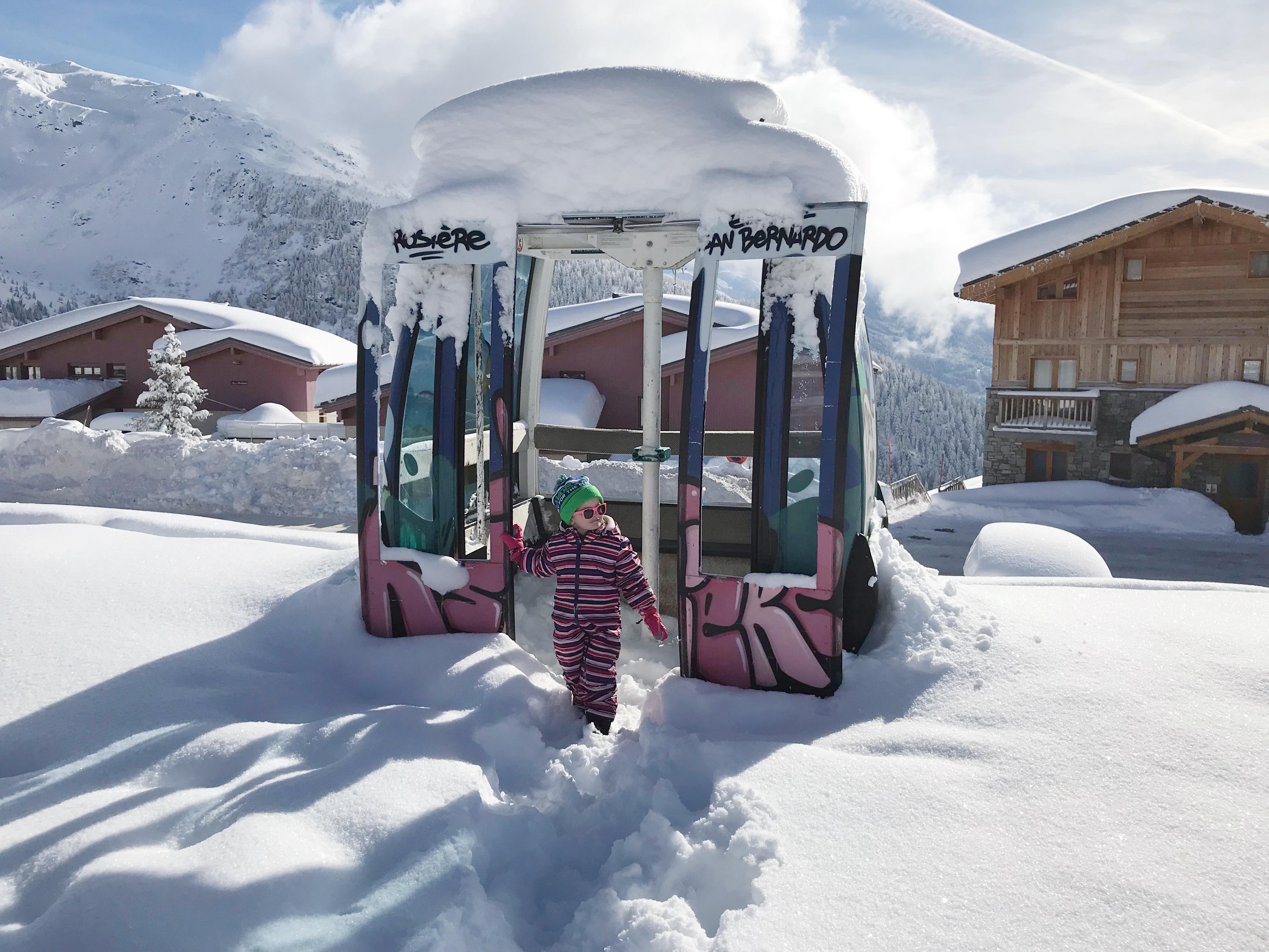 wintersportvakantie met kinderen