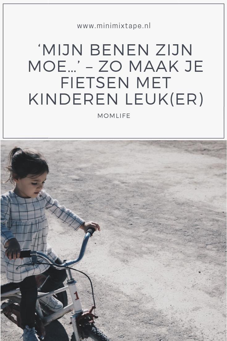 fietsen met kinderen tips pin op pinterest