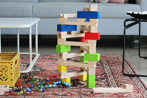 houten knikkerbaan eichhorn review