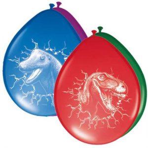 dinosaurus ballonnen dino kinderfeestje