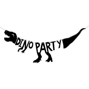 dinosaurus verjaardag versiering